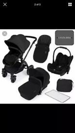 New & preloved pushchairs & travel systems £200-£800 FREE P&P + 0% payment plans available