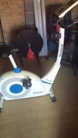 Reebok pure exercise bike
