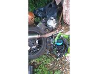 Yamaha yzf125 spare parts £70