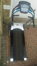 Electric treadmill with INCLINE FUNCTION FREE DELIVERY £200