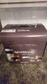 NESPRESSO KRUPS VURTUO PLUS COFFEE MACHINE