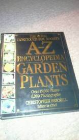 A to Z of plants