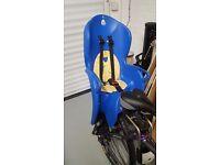 toddler Seat Bicycle / Bike + Quick release mounting bracket(Hamax Kiss)