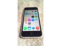 Apple iphone 5C, 32GB, white and unlocked