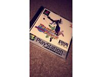 playstation ps1 track and fiel konomil xxl sports series used
