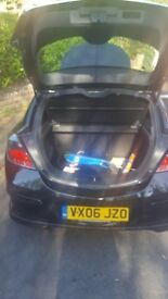 Astra sri x pack 1.8 petrol ( swop for a 5door car)