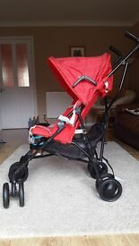 Chicco push chair. Used twice. Great condition.