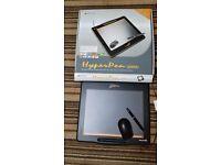 Good condition Aiptek 12OOOU USB Tablet 12 x 9