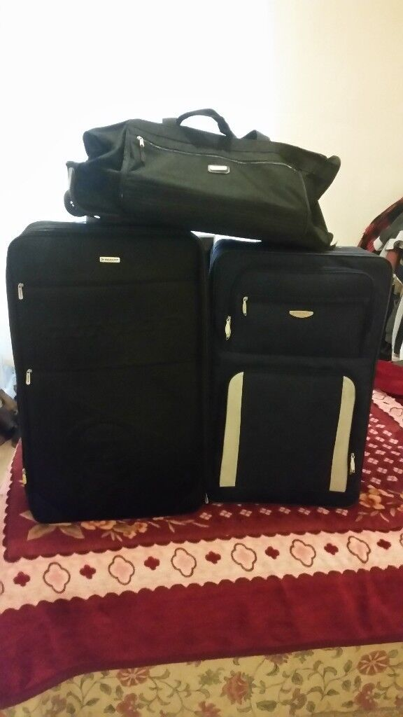 Used suitcases for sale