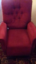 very comfortable reclyning chair