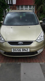 Ford Galaxy Mpv 7 Seater Manual Diesel Silver 2006