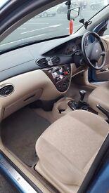 Ford Focus GHIA 1.6 petrol GOOD CAR AUDIO!!!