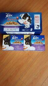 Felix as good as it looks jumbo 40 pouches + 2 x 12 pouches