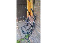 bicycle car boot rack