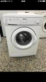 Bush washing machine full working very nice 7kg 4 month warranty free delivery