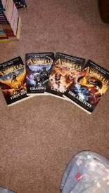 The chronicles of avantia books