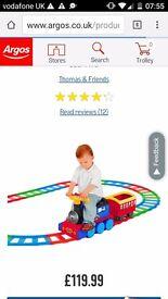 Thomas train and tracks