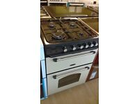 Rangemaster 60Cm Gas Cooker in Ex Display which may have minor marks or blemishes.