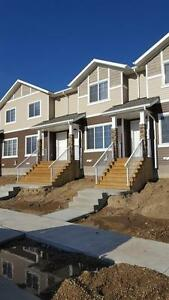 Be the first to live in one of our BRAND NEW townhomes !!