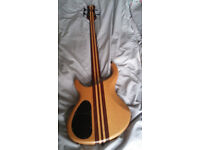 Tobias Toby Pro 4 Bass Guitar