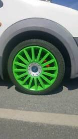 Ford Mondeo st220 18 wheels. Mondeo. Transit Connect. Ford focus