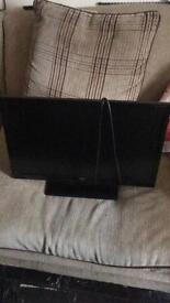"""Bush LED HD 24"""" flat screen tv in very good condition"""