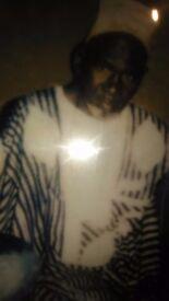 African Spiritual Healer
