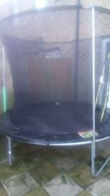 Plum 8ft Trampoline