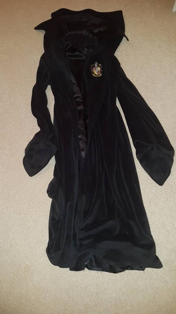 Marks & Spencer age 8 - 10 Harry Potter Cloak, Dressing Gown | in ...