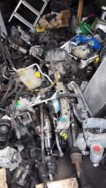 Bulk Car Spare Parts Various parts ideal for Export