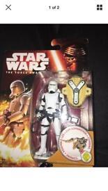 Force awakens Star Wars figure