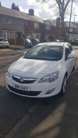 Vauxhall astra sri for sale