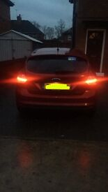 2013 Ford Focus eco boost. Cheap on fuel. £30 tax for the year. Parking sensors and keyless entry.