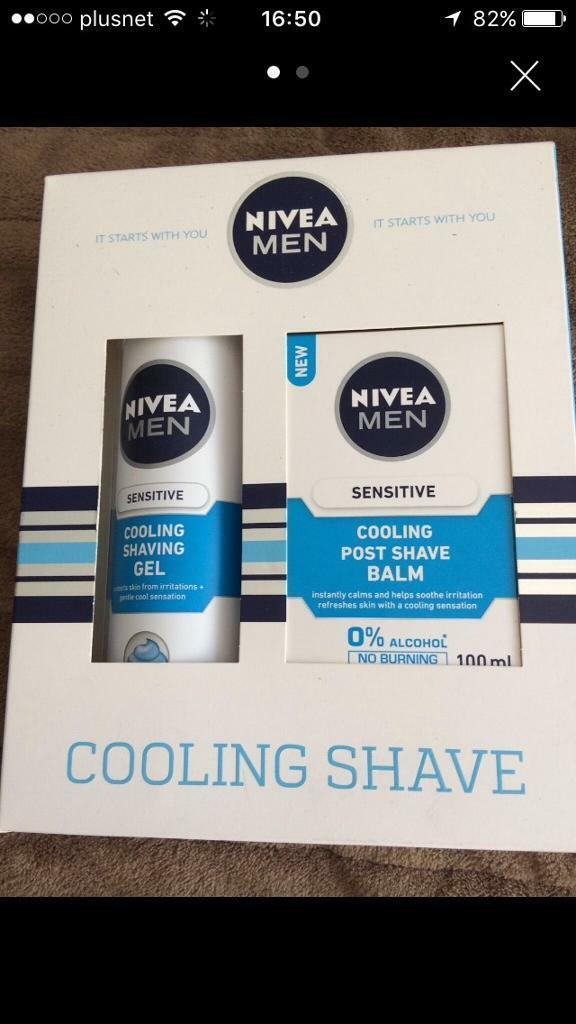 Nivea Cooling Shave Gift Set | in Southport, Merseyside | Gumtree