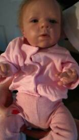Reborn doll Millie kit