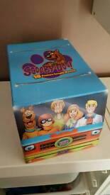 Scooby Doo box set Dvds