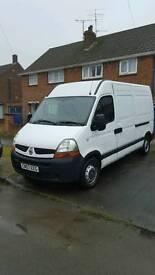 Renault Master Van for sale