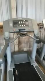 Treadmill lifefitness 95ti