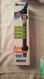 brand new still in box exo heater 100w