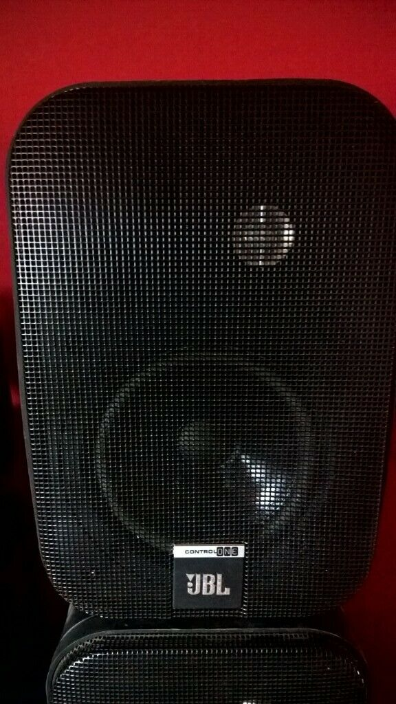 JBL Control ONE set of 4 with free Amp | in Newcastle, Tyne and Wear |  Gumtree