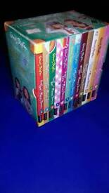 Box set of Malory Towers Books by Enid Blyton