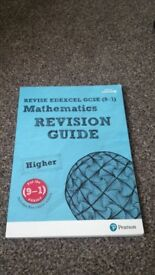 EDEXCEL GCSE 9-1 MATHEMATICS REVISION GUIDE