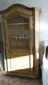 Large display cabinet (armoire)