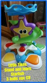Little Tikes Stand and Learn Starfish