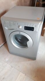 Indesit Washing Machine and Clothes Dryer