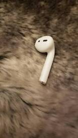 Apple earpod 1 lost in longwell green