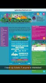 Vip splendour tickets for sale