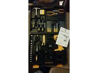 18v drill/driver & tool set