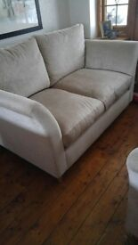 2 x 2 seater marks and spencer sofas