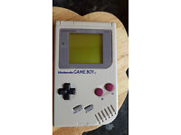 Original gameboy with tetris good working order swap for classic computer